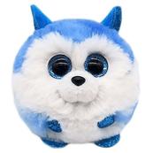 TY PUFFIES Prince niebieski husky 42513