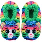 TY Fashion pantofle TIGERLY - kot rozmiar L (36-38cm)