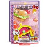 Hello Kitty Zestaw Miniprzygoda Hamburger GVB28 GVB27 MATTEL