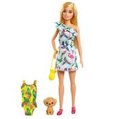 Lalka Barbie Chelsea The Lost Birthday GRT87 GRT86 MATTEL