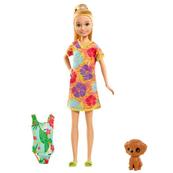 Lalka Barbie Chelsea The Lost Birthday GRT89 GRT86 MATTEL