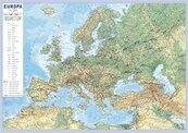 Plansza edukacyjna - Mapa Europy 1:10 000 000