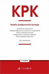 KPK Kodeks postępowania karnego oraz ustawy towarzyszące