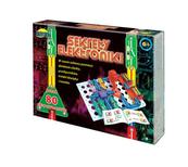 Sekrety elektroniki mini 80 eksperymentów 59582 DROMADER