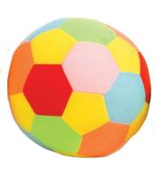 Piłka miękka średnia w siatce DROMADER