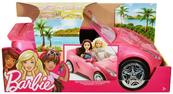 Barbie Różowy kabriolet DVX59 MATTEL