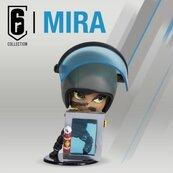 Figurka Rainbow Six Siege: Mira (Seria 6)