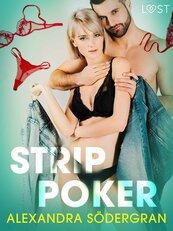 Strip poker - opowiadanie erotyczne