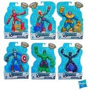 Avengers Bend and Flex