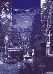 Pro Memoria IV