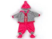 Ubranko dla lalki bobas 45cm, kurteczka 482722