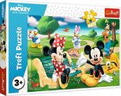 Puzzle 24el Maxi Myszka Miki w gronie przyjaciół 14344 TREFL