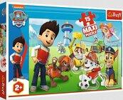 Puzzle 15el Maxi Paw Patrol. Zabawny Psi Patrol. 14336 Trefl