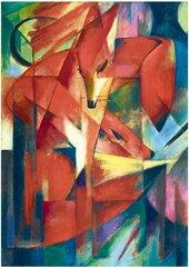 Puzzle 1000 Czerwony lis, Franz Mark, 1913