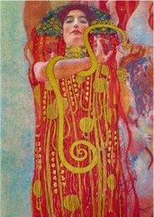 Puzzle 1000 Medycyna, Gustav Klimt, 1931