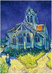 Puzzle 1000 Kościół w Auvers-sur-Oise