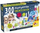 300 eksperymentów chemicznych