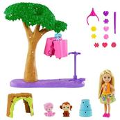 Barbie Chelsea Urodziny z niespodzianką GTM84 MATTEL
