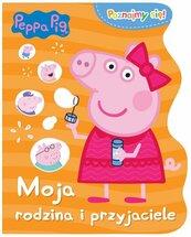 Peppa Pig Poznajmy się. Moja rodzina i przyjaciele.