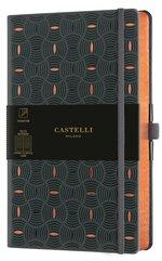 Notatnik 13x21cm linia Castelli Copper Rice