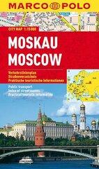 Plan Miasta Marco Polo. Moskwa