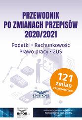 Przewodnik po zmianach przepisów 2020/2021