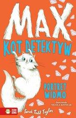 Max Kot detektyw Portret widmo Tom 2
