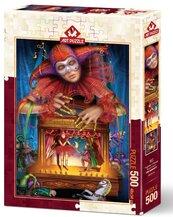 Puzzle 500 Teatr lalek