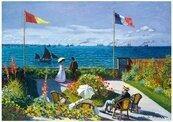Puzzle 1000 Na tarasie, Claude Monet,1867