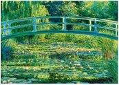 Puzzle 1000 Japoński ogród, Claude Monet, 1899