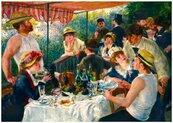 Puzzle 1000 Śniadanie wioślarzy, Renoir, 1881