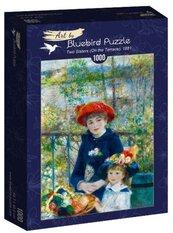 Puzzle 1000 Dwie siostry na tarasie, Renoir, 1881