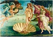 Puzzle 1000 Narodziny Wenus, Botticelli, 1485