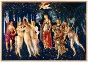 Puzzle 1000 Wiosna, Botticelli 1482