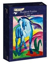 Puzzle 1000 Niebieski koń, Franz Marc 1911