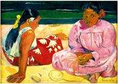 Puzzle 1000 Kobiety na plaży, Gauguin 1891