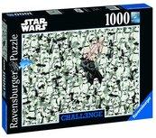 Puzzle 1000 Challenge. Gwiezdne Wojny