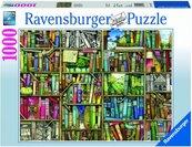 Puzzle 1000 Magiczna półka na książki