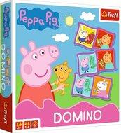 Domino Świnka Peppa TREFL