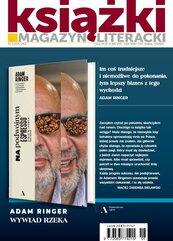 Magazyn Literacki Książki 1/2021