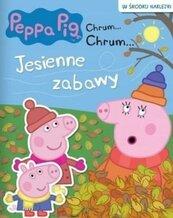 Świnka Peppa Chrum Chrum 66 Jesienne zabawy