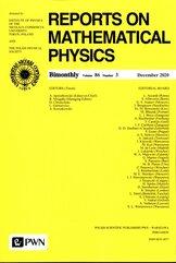 Reports On Mathematical Physics 86/3 - Polska
