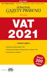 Vat 2021 Podatki Część 2