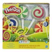 Play-Doh Ciastolina Lizak 4-pak p6 E9193 HASBRO