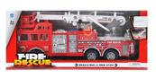Auto straż pożarna na radio 53x23x15 cm MC