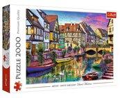 Puzzle 2000el Colmar, Francja 27118 TREFL