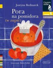 Czytam sobi. Pora na pomidora (w zupie)