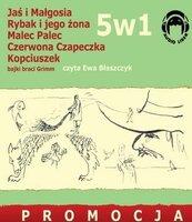 5w1 Bajki Braci GRIMM Audiobook