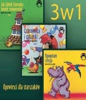 3w1 Opowieści dla starszaków Audiobook