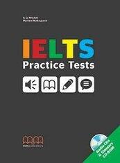 IELTS Practice Tests + 3 CD MM PUBLICATIONS